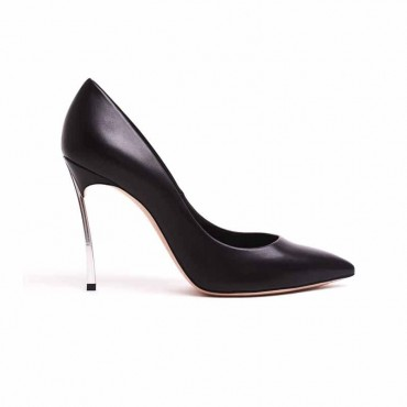 Casadei decoltè donna Blade do duse in pelle nera