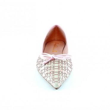 Pretty Ballerinas Ella 44934 rosa beige