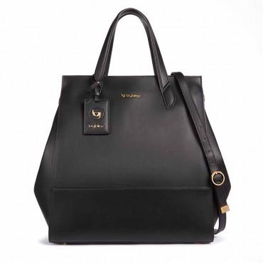 Byblos borsa donna shopping verticale in eco pelle L.A. color block