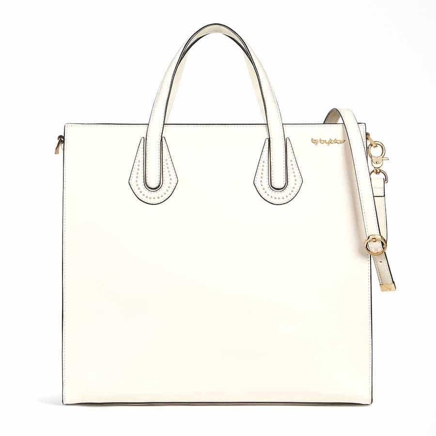 7fabe0f79f Byblos borsa donna shopping in eco pelle Helena borchie Colori Nero