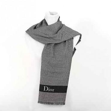 sciarpa Dior logo sciarpe uomo