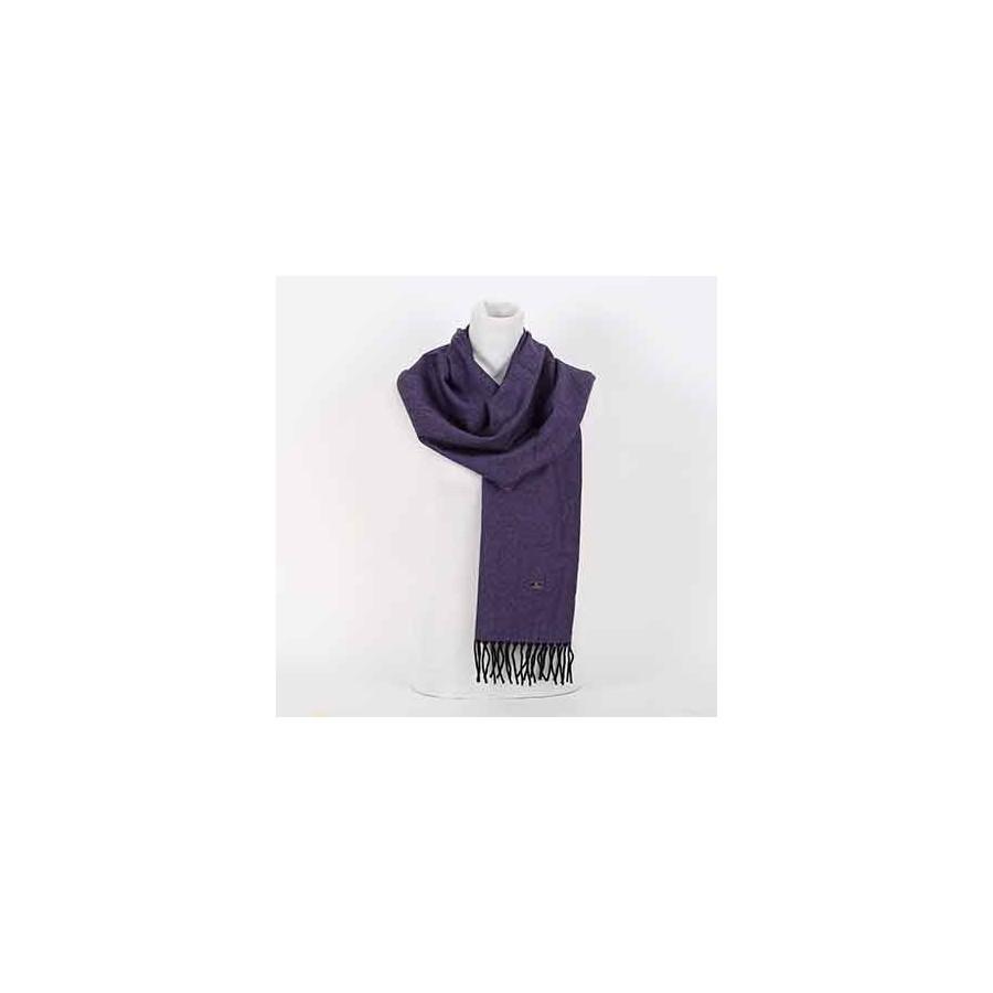 Sciarpa Dior logo metallico lana sciarpa uomo