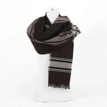 Sciarpa Fendi lana costa moro sciarpa donna